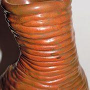 rood/bruin vaas